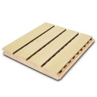 松木环保吸音板