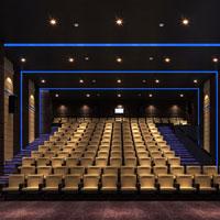 佛山电影院2号厅软包吸音板案例