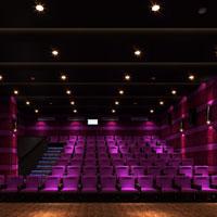 佛山电影院4号厅软包吸音板案例