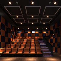 佛山电影院6号厅软包吸音板案例